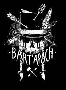t-shirt bart'apch